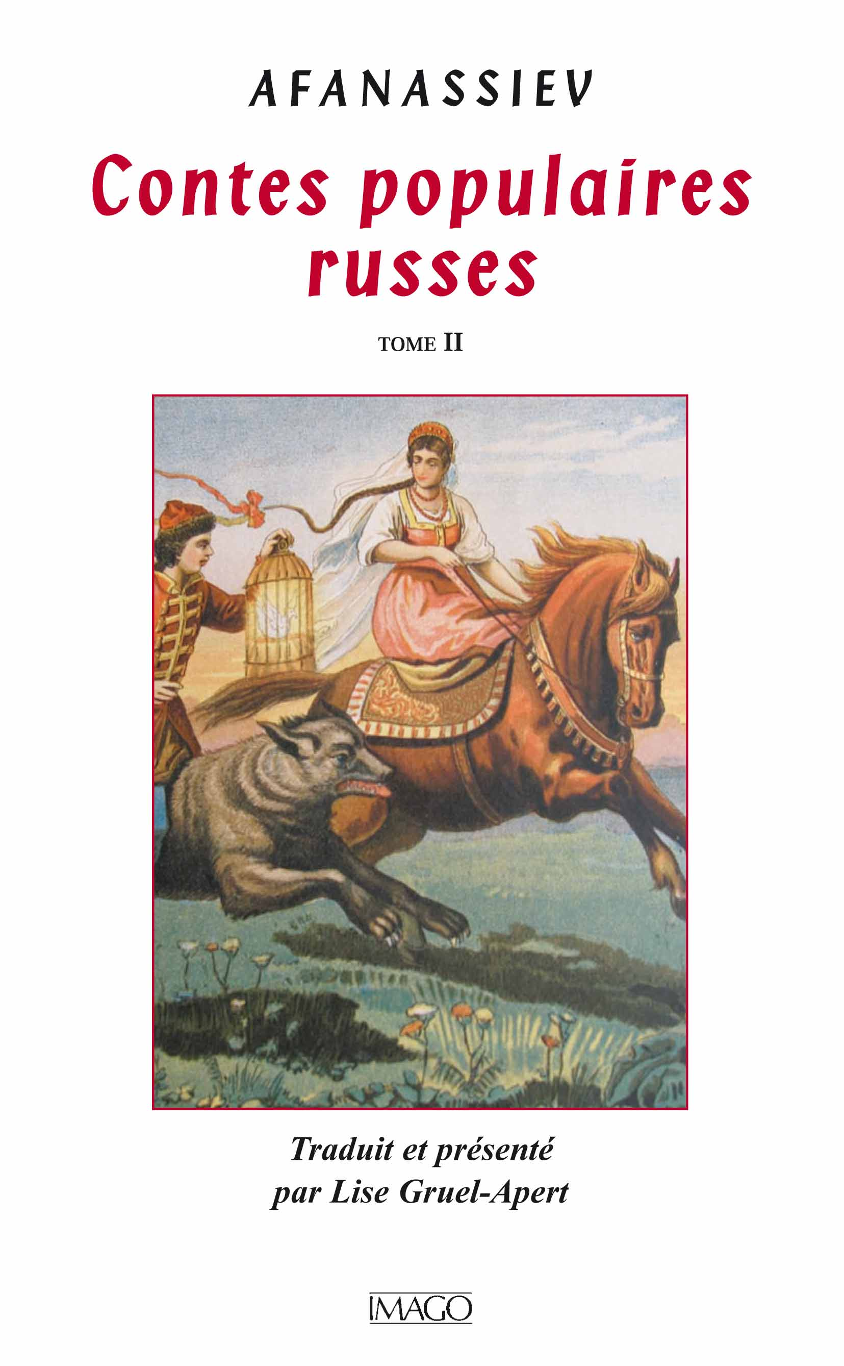 Contes populaires russes 2