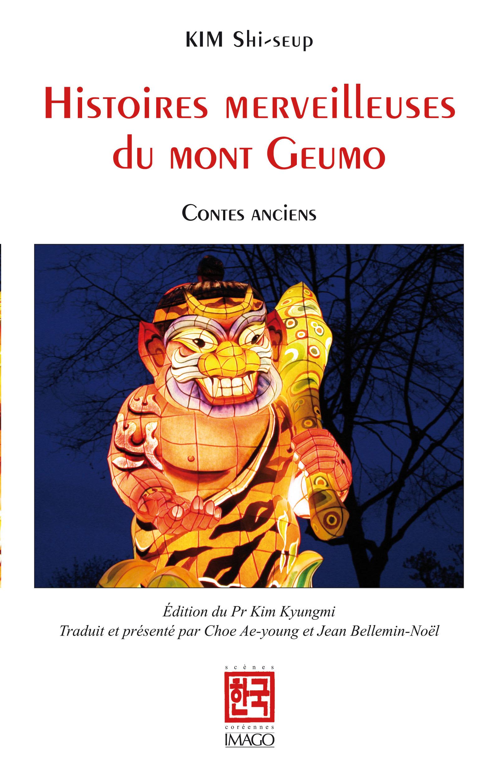 Histoires merveilleuses du mont Geumo