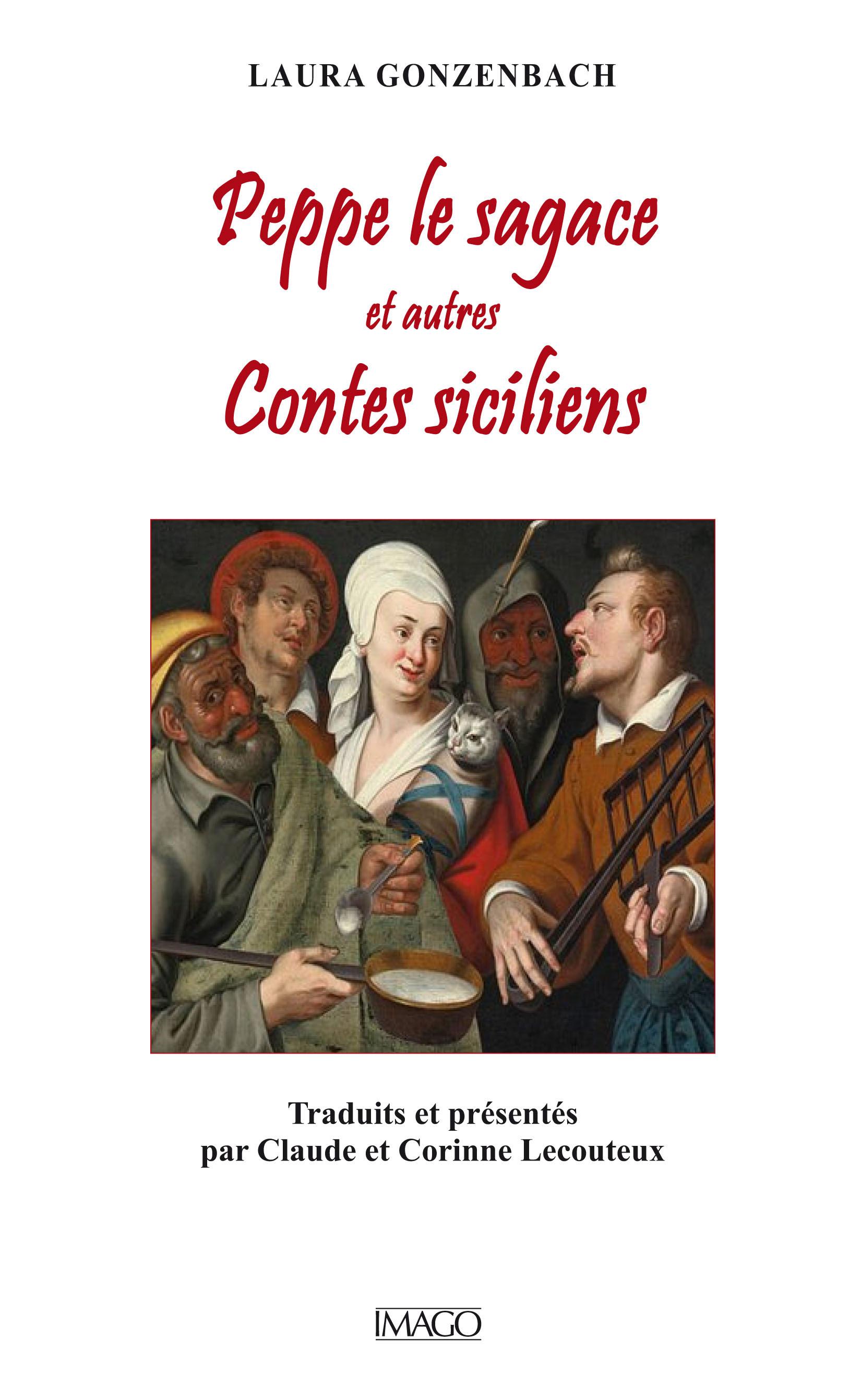 Peppe le sagace et autres contes siciliens