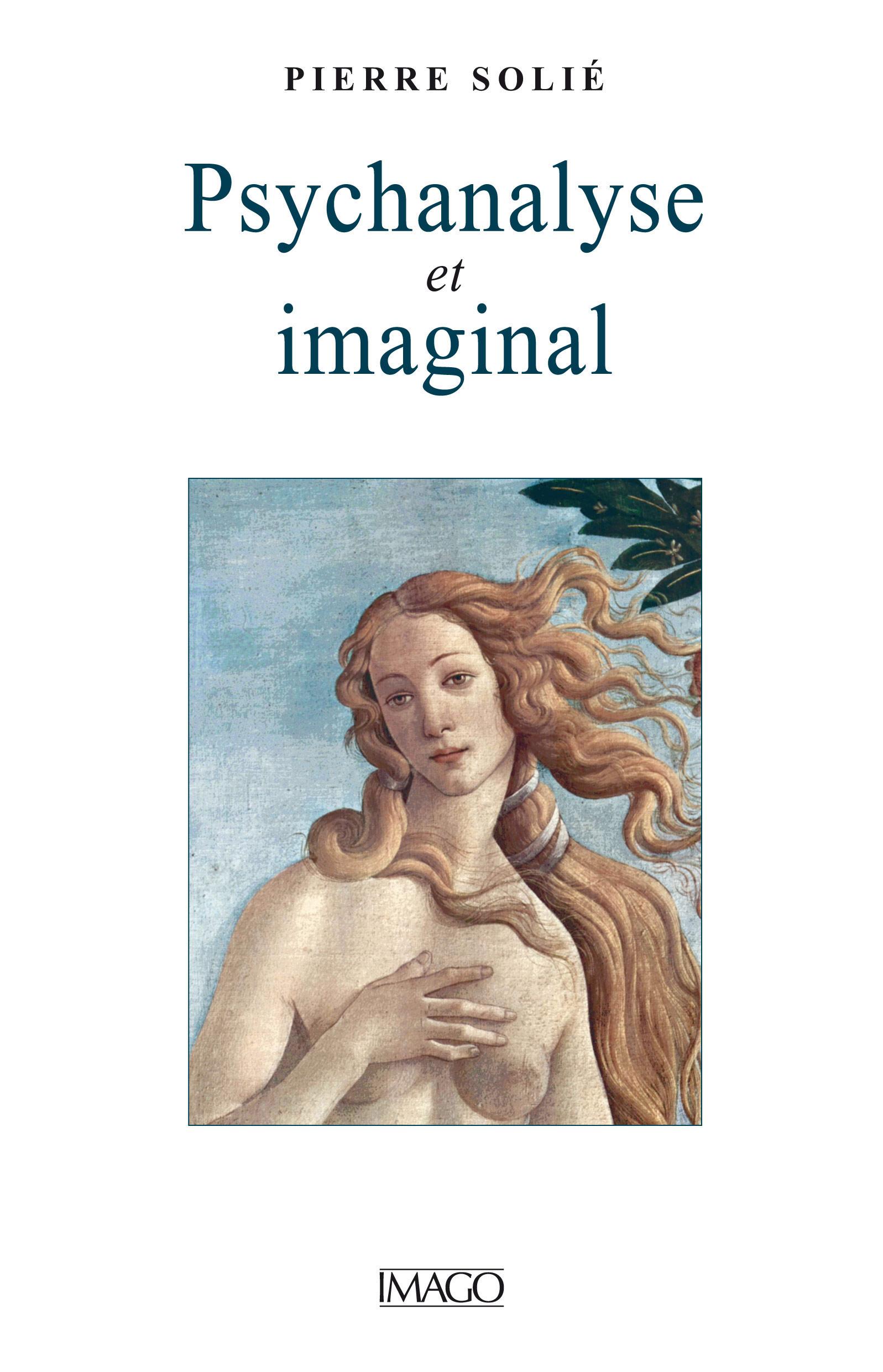 Psychanalyse et Imaginal